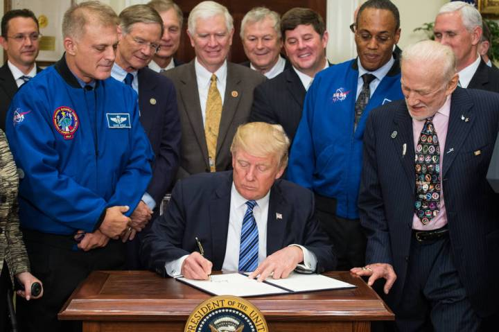 National Space Council Executive Order
